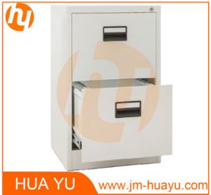 Office Vertical Filing Cabinet with Black Plastic Handle