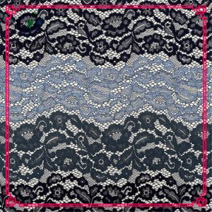 100% Polyester Lace Fabric Dubai Cheap Lace Wholesale in China pictures & photos