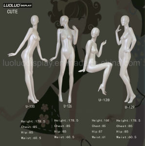 ODM Fashion Mannequin Forms for Boutique Display pictures & photos