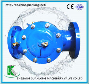 Anti-Pollution Antifouling Cut off Block Valve (HS42X) pictures & photos