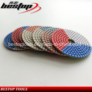 Wet/Dry Polishing Pad for Marble Granite Stones pictures & photos