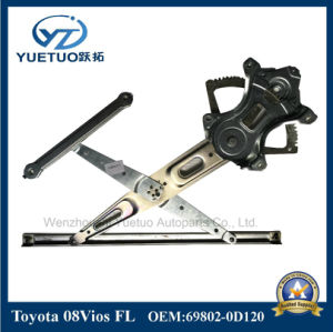 Car Window Glass Regulator 08vios Front Left 69802-0d120 pictures & photos