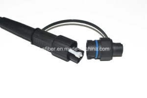 Fiber to Home Mini Sc/APC Waterproof Product Matching with Huawei Device pictures & photos