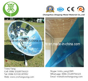 Specular Laminate Aluminum Mirror Reflector Sheet/ Stripe for Reflector Plate of Solar Energy pictures & photos