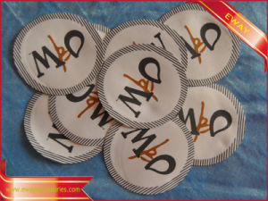 Pinted Size Label Garment Silk Clothing Woven Size Label pictures & photos