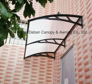 Polycarbonate Awning for Doors and Windows /Sunshade pictures & photos