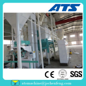 Fully Automatic Wood Pellet Production Line for Sawdust Wood Powder pictures & photos