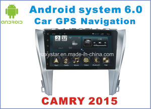 New Ui Android 6.0 Car Navigation for Toyota Camry 2015 with Car DVD Player