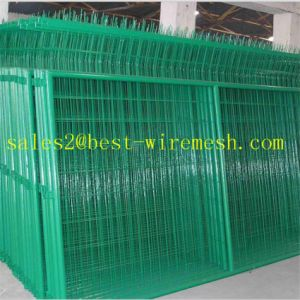 Railway Protective Frame Welded Fencing pictures & photos
