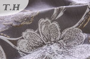 Luxury Jacquard Sofa Covers 100% Polyester by Chinese Manufactory pictures & photos