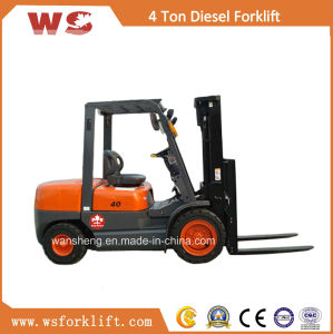 China High-Quality 4 Ton Diesel Forklift Pallet Truck with Ce/ISO9001 pictures & photos