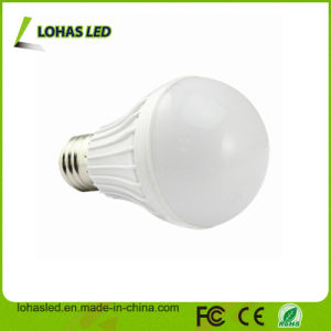 China Supplier LED Plastic Bulb Light Ce RoHS Energy Saving LED Bulb Light High Power 5W SMD5730 LED Bulb pictures & photos