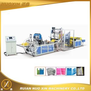 Nx-C Non Woven Bag Making Machine pictures & photos