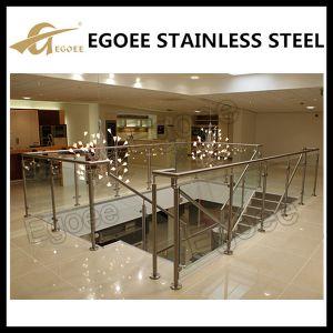 Egoee Interior Inox Stair Handrail Pillar pictures & photos