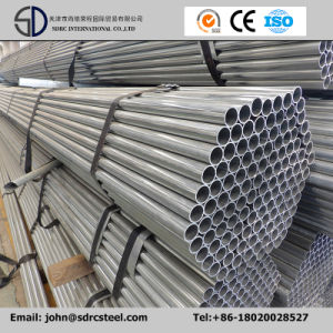 Hot-DIP Galvanized Steel Pipe/Gi Square Steel Pipe/Tube Structure Building pictures & photos