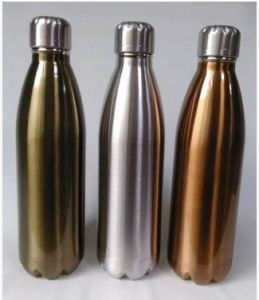 Double Wall Stainless Steel Vacuum Bottle (R-8007) pictures & photos