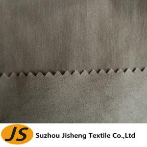 32s Waterproof Peached Cotton Nylon Plain Fabric pictures & photos