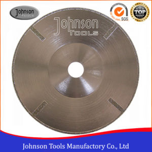 Od180mm Electroplated Diamond Concave Wheel pictures & photos