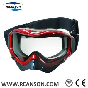 Nose Mask Available Double Lenses Outdoor Sports Snow Goggles pictures & photos