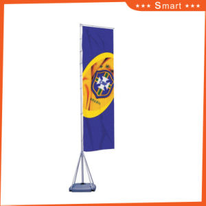 Outdoor Advertising Fiberglass Pole Feather Polyester Flag pictures & photos