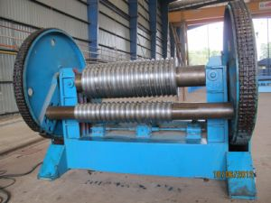 Mechanical Panel Bending Machine pictures & photos