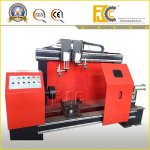 Small Air Compressor Receiver Body Round Seam Welding Machine pictures & photos