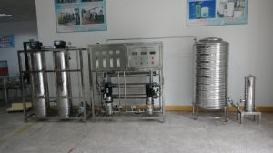 Full Stainless Steel Water Treatment System RO Purifier pictures & photos