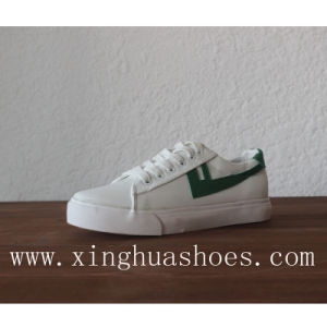 Canvas Shoes with Bright Color Comfort pictures & photos