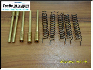 High Precision CNC Brass Machinery Parts with Brass Prototype pictures & photos