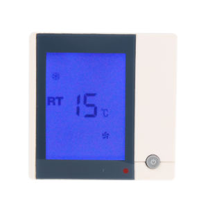 Programmable Digital Room Thermostt Temperature Controller for Central Air-Condition 8f pictures & photos