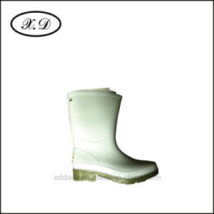 Work Rain PVC Boots for Man pictures & photos