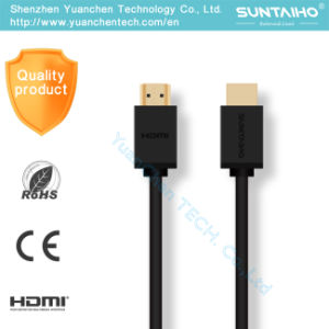 HDMI Cable for 4k HDTV with 1.4V pictures & photos