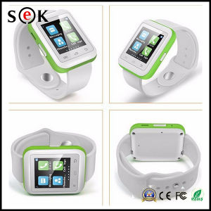 Cheapest Newest Bluetooth Smart Watch, U9 Anti-Loss Mtk6261d Pedometer U9 Watch mobile Phone pictures & photos