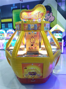 Coin Pusher Golden Fort / Arcade Game Machine for Adults pictures & photos