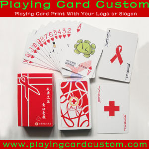 Customized Printing Paper Bicycle Playing Cards pictures & photos