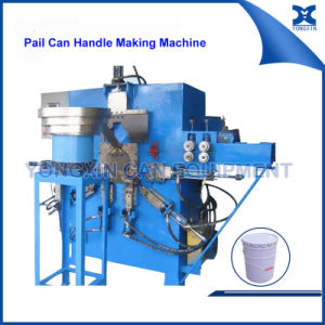 Pre-Curling and Flanging Machine for Paint Can pictures & photos