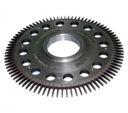 Railway locomotive Traction Motors end housings Rear End Shields End Plates Enplate Speed Sensor Disks Discs Pressure Plate Labyrinth rings pictures & photos