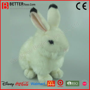 Realistic Cute Stuffed Animal Rabbit Soft Plush Toy Bunny pictures & photos