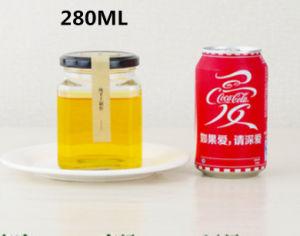 280ml Honey Pickles Lead-Free Glass Bottle