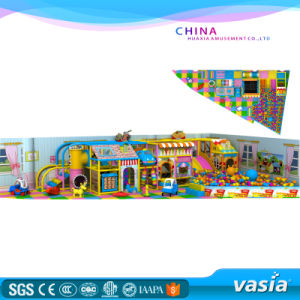China Professional Indoor Kids Playground for Amusement Park pictures & photos