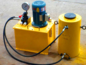 100ton Hollow Plunger Hydraulic Jack
