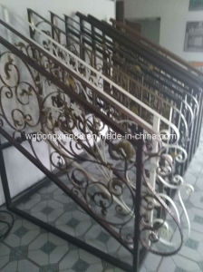 Wrought Iron Fence for Decorations pictures & photos