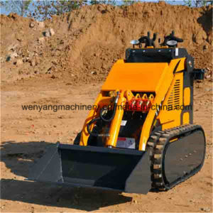 Multifunctional Garden Machine Compact Mini Skid Steer Loader Wy280 pictures & photos