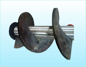 Continuous Cold Rolled and Sectional Screw Flights for Screw Conveyor pictures & photos