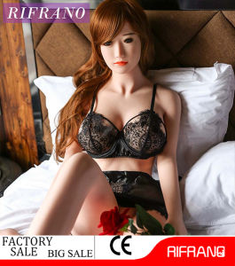 158cm American Realistic Silicone Adult Sex Toy pictures & photos