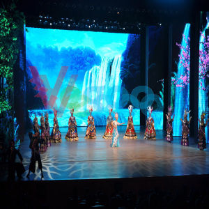 Shenzhen Hot Sale P3 Indoor Rental Full Color LED Display Screen pictures & photos