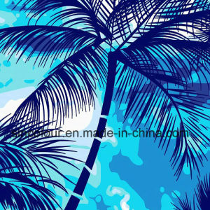 80%Nylon 20%Spandex Printing Fabrics for Men′s Swim Trunks pictures & photos