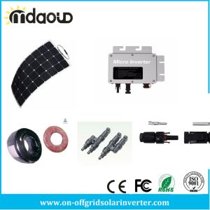300W 600W 1200W Micro Grid Tie Solar Inverter/on Grid Solar Power Kits pictures & photos