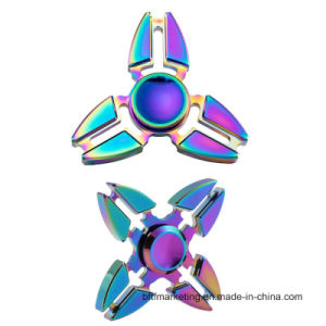 Rainbow Color Hand Spinner Finger Spinner pictures & photos