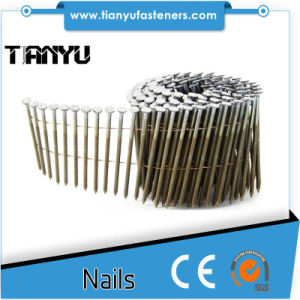 Cn70PAL Pneumaic Coil Nail Gun Fit Automated Pallet Machine pictures & photos